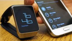 Watch this walkthrough of Samsung's Android Wear device