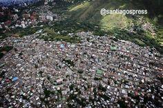 Así se ve el crecimiento de Terrón Colorado, Comuna 1 de #CaliCo pic.twitter.com/14xNBEssGk ... Foto: @santiagospress Twitter