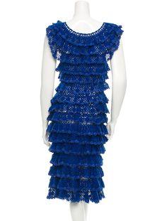 Oscar de la Renta Dress - Dresses - OSC28193 | The RealReal