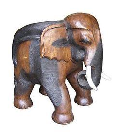 Elephant chair