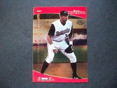 2006 Tristar Prospects Plus #4 Evan Longoria Rays NM/MT