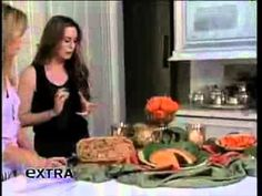 Actress Alicia Silverstone offers tips for serving up a vegan holiday meal