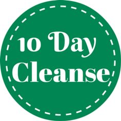 10 Day Cleanse option of 24 day. 1-10 days keep it simple http://www.advocare.com/150647784