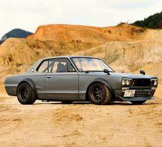 '70 #Nissan Skyline 2000GT