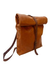 157085ea7e67 Nature bőr hátizsák. Nature leather backpack. #bbag #backpa #leatherbackpa # bőr #bőrhátizsák #hátizsák