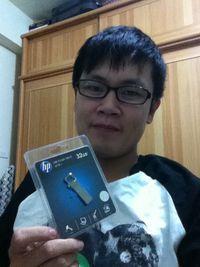HP 惠普32GB 掛勾防水精品碟,得標價格16元,最後贏家nice111:第一次下標玩玩看,想不到16元就標到囉^^ 真是太棒了~謝謝快標網!!