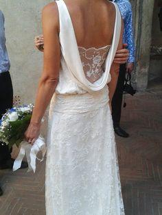L'abito da sposa dal gusto vintage anni '20...by Storminatc