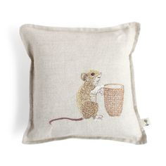 Little Mouse Tooth Fairy Pillow