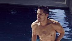 Revenge saison 4 :  Nick Wechsler (Jack) complètement nu pour Cosmopolitan UK !