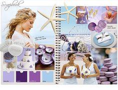 lavender seas wedding inspiration