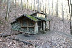 davenport gap shelter tn. - Great Smokies.
