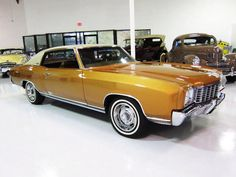 Chevrolet Monte Carlo, Classic Chevrolet, Older Models, Muscle Cars, Cool Cars, Antique Cars, Classic Cars, Vehicles, Dream Garage