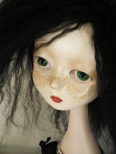 Anastasia Dolls love her work very much