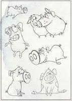 PaperPlotterLottas - CraftChaos: Schwein, muss man haben