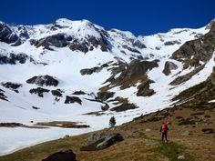 CRÓNICAS   MONTAÑERAS: Estaragne 3006 m.