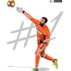 One and only superman @gianluigibuffon . . #art #illustration #vectorart #vexel #vector_id #gianluigi #gigi #buffon #superman #juvetoday #JuveArt #juventus #instajuve #finoallafine #forzajuve #italy #quotes #wiskie