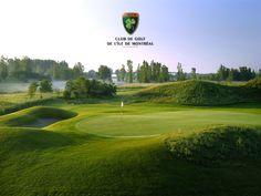 Club de golf officiel de l'équipe de golf universitaire Les Piranhas de l'ÉTS #etsmtl