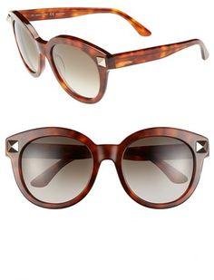 e029a528eb3 Valentino  Rockstud  Retro Sunglasses available at