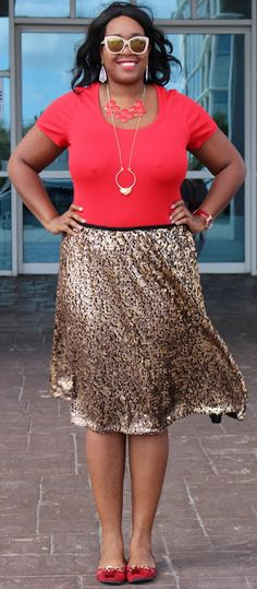 Check  out what I wore to the Annual Bay Area Go Red For Women Luncheon!