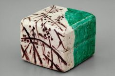 Square Incense Box, Japanese Edo period, about 1850 - Museum of Fine Arts Boston Japanese Colors, Japanese Things, History Of Ceramics, Japanese Incense, Japanese Literature, Heian Period, Indigenous Art, Tea Ceremony, Museum Of Fine Arts