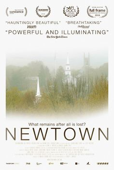 "Abramorama debuts trailer for ""Newtown"" – a Connecticut town trying to recover."