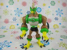 Ben 10 omniverse action figure kickin hawk hyper 4 ebay coles ben 10 omniverse action figure kickin hawk hyper 4 ebay altavistaventures Images