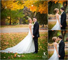 Rochester, NY fall wedding photos by Katie Finnerty Photography http://katiefinnertyphotography.com/