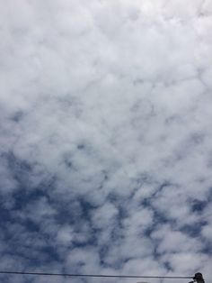 2015년 9월 30일의 하늘 #sky #cloud