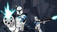 Resultado de imagen de clone wars