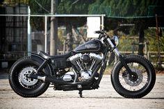 Custom Harley-Davidson FXDL by Motor Garage Goods