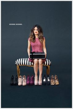 ShoeMint, the new collection designed by Rachel Bilson and stylist Nicole Chavez in collaboration with Steve Madden