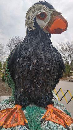 Toronto Zoo, Lion Sculpture, Statue, Art, Art Background, Kunst, Performing Arts, Sculptures, Sculpture