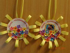 Мастер-класс. Поделки своими руками «Медаль для любимой мамочки» Фото