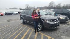 Leah, we're so excited for all the places you'll go in your 2016 Dodge Journey!  Safe travels and best wishes on behalf of Jay Hatfield CDJR and Adam Smith.