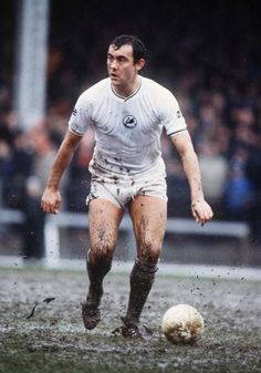 Ray Kennedy of Swansea City in Modern Feminism, Retro Football, Leeds United, Swansea, Liverpool Fc, Premier League, Soccer, Hipster, Sporty