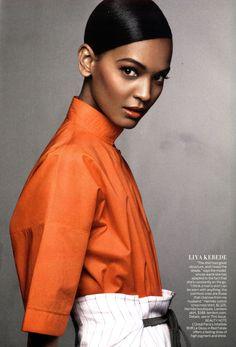 Vogue - April 2012