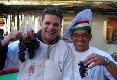 The Great Italian Festival happens each October in Downtown Reno!