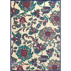 I pinned this Saphir Obzeet Rug in Nutmeg from the Feizy Rugs event at Joss and Main!