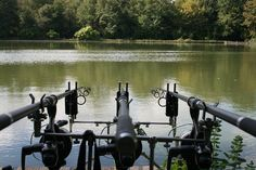 Here at Life on The Bank we thought it would be entertaining to try and find the most expensive carp fishing setup in the world. Here is what we have come up with so far :- Rods – 3 x Daiwa Basia AGS Rod = £1800 Reels – 3 x Daiwa Tournament Basiair Z45 QD Mag Sealed …