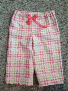 Easy Peasy P.J. pants for a beginner! If you want to learn to sew - check this out! Pajama Tutorial from bugs to bows!