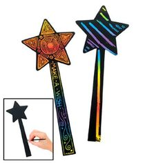 Magic Color Scratch Wands 2 dz ** More info could be found at the image url.-It is an affiliate link to Amazon. #ScratchArt