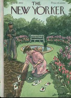 The New Yorker Digital Edition : copertina del 16 maggio 1942