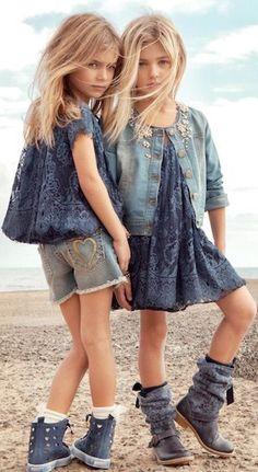 Twin-Set Girl S/S 2014