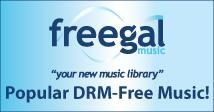 Download free music from the library.