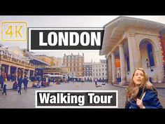 This video, City Walks: London - Covent Garden - Virtual Walk Walking Treadmill Video City Tour & Guide, is provided by Living Walks as a collaboration/ex. Walking Treadmill, Best Treadmill Workout, London England Travel, London Travel, Virtual Travel, Virtual Tour, London Attractions, London Instagram, Virtual Field Trips
