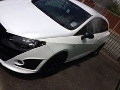 The Seat Ibiza #carleasing deal | One of the many cars and vans available to lease from www.carlease.uk.com