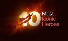 10 Most Iconic Heroes este o noua sectiune de aplicatii disponibila in App Store pentru iPhone, iPad si iPod Touch-urile noastre, iar conform celor de la Apple