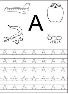 Letter Tracing Worksheets For Kindergarten – Capital Letters – Alphabet Tracing – 26 Worksheets / FREE Printable Worksheets – Worksheetfun Pre K Worksheets, Printable Preschool Worksheets, Kindergarten Worksheets, Kindergarten Readiness, Abc Printable, Preschool Kindergarten, Free Printables, 3 Year Old Preschool, Kindergarten Handwriting