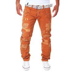 Cheap biker jeans, Buy Quality biker style jeans directly from China denim biker jeans Suppliers: NEW Hot Mens Skinny Hole Jeans Men Slim Korean Style Jeans Denim Biker Jeans Hip hop Pants Washed Jeans For Men Size Jeans Denim, Denim Pants Mens, Mens Trousers Casual, Men Casual, Biker Jeans, Casual Pants, Skinny Jeans, Mens Joggers, Trouser Jeans