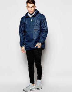 Stephen James Ellesse Jacket With Hood ❤️